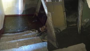 Потопа больше нет: управляющая компания отчиталась о работе в подвале дома 16 на Тверской улице