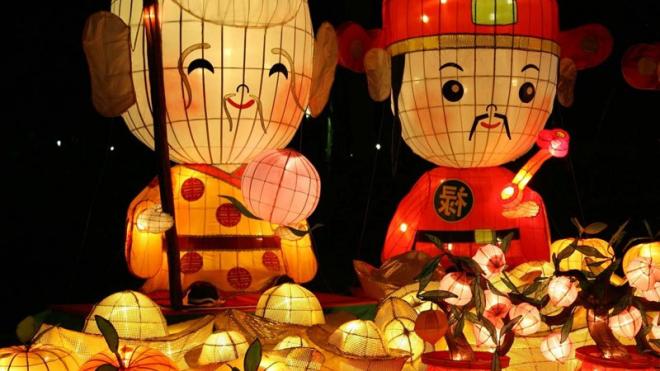 Новогодний фестиваль азиатской культуры