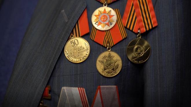 Парад Победы на Дворцовой посетит 100-летний ветеран