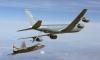 В Киргизии разбился самолет ВВС США