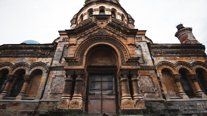 Реставрация церкви на Васильевском острове обойдется в 328 млн