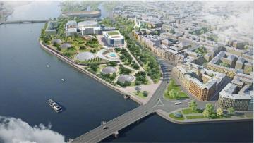 Петербуржцы смогут проголосовать за тематику арт-парка на Добролюбова