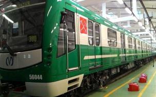 """Конечная станция """"зеленой"""" линии метро получила новое название"""