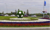 Почти 200 футбольных мячей украсили газоны Петербурга перед Кубком конфедераций