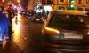 Жертв массового ДТП на Васильевском острове вывозили на машинах скорой помощи