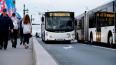 Петербургские автобусы начали готовит к зиме