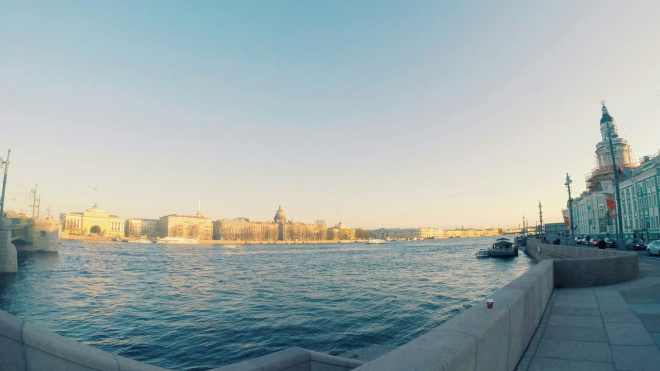В Смольном озвучили стратегию развития Санкт-Петербурга к 2035 году