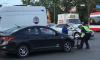 Весь в крови и бинтах: в Приморском районе сбили мужчину на электросамокате