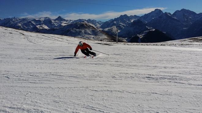 В Ленобласти обсудят проект круглогодичного лыжного курорта