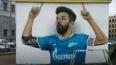 Петербуржцам не понравился граффити-портрет Мигеля Данни