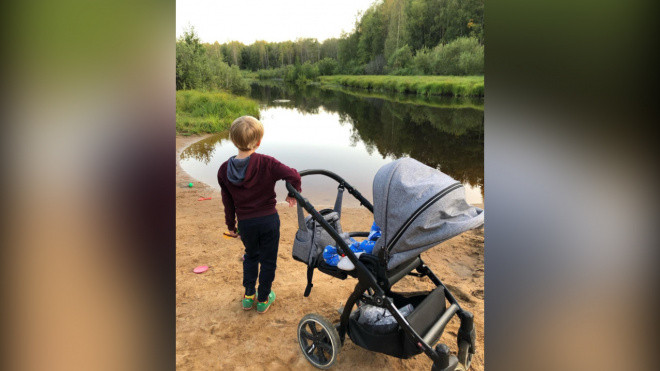 Елизавета Боярская поделилась фотографией своих сыновей