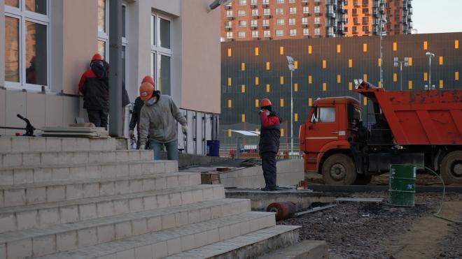 За 2020 год Петербург планирует ввести в строй 57 соцобъектов