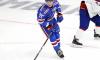 Нападающий петербургского СКА Иван Морозов стал лучшим новичком в КХЛ