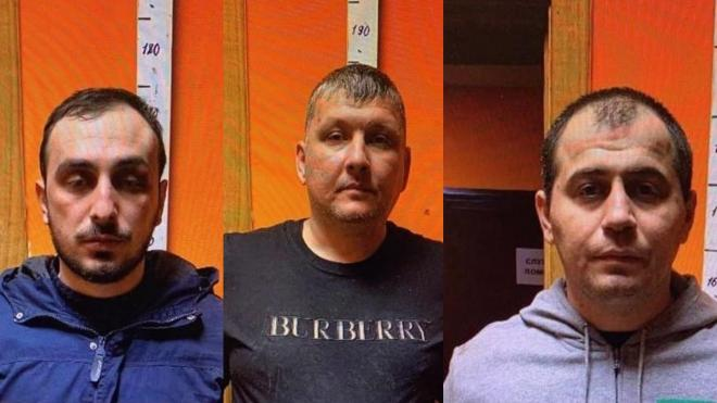 На аллее Евгения Шварца с поличным задержали трех квартирных воров