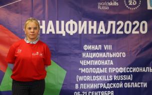 Молодые выборжане заняли призовые места на чемпионате WorldSkills Russia