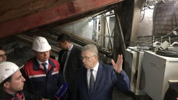 Жилищный комитет проверил ход выполнения работ по капитальному ремонту