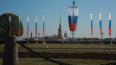Власти Петербурга возложили цветы к Медному всаднику ...
