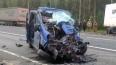В Новгородской области ДТП с 6 погибшими украинцами