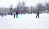 Теплая зима лишила петербуржцев открытых катков на Новый год