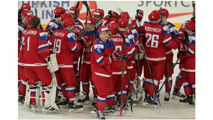 Россия вышла в полуфинал МЧМ