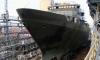 В Петербурге спущен на воду новый разведывательный корабль