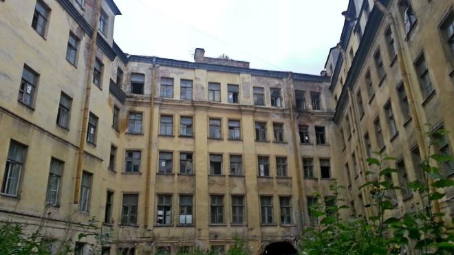 Мариинский театр ждут в суде за безразличие к дому Лермонтова