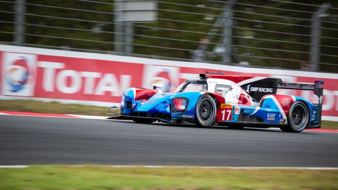"""Экипаж SMP Racing финишировал четвертым в гонке """"6 часов Фудзи"""" FIA WEC"""