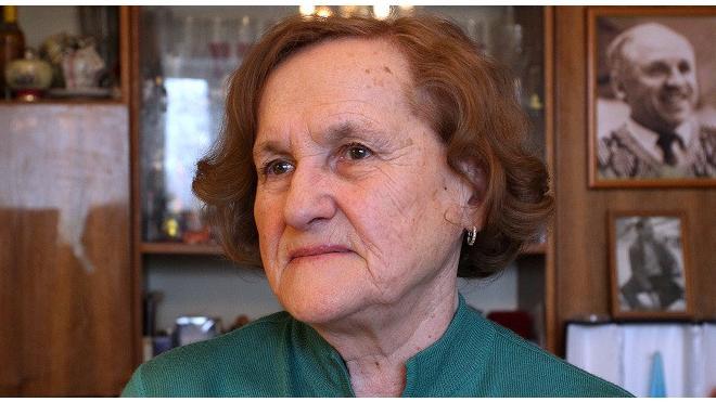 В Петербурге в 88 лет умерла вдова Владимира Кондрашина