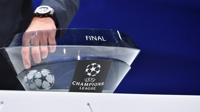 Жеребьевка Лиги чемпионов: стали известны результаты