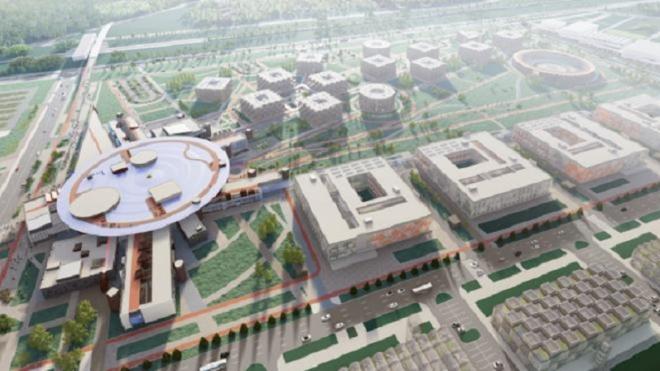 Проект кампуса ИТМО Хайпарк в городе-спутнике Южный прошел государственную экспертизу