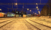 На перегоне Бернградовка-Всеволожск электричка насмерть сбила мужчину в капюшоне