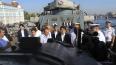 """Министр обороны Японии посетил крейсер """"Аврора"""""""