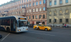 В день игры сборных России и Египта в Петербурге до 3 часов ночи будут курсировать 10 маршрутов автобусов
