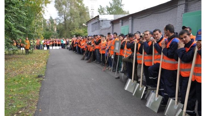 В Невском и Колпинском районах отметили плохую работу по уборке мусора