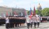 На Дворцовой площади состоится выпуск лейтенантов полиции