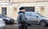 """Черный """"Мерседес"""" петербурженки чуть не сбил женщину, собрав машины на Олеко Дундича"""