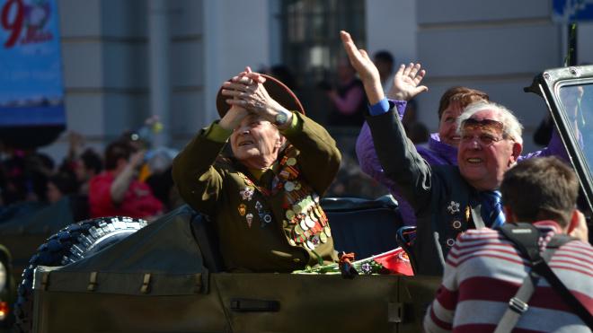 В Петербурге утвердили программу мероприятий в городе ко Дню Победы