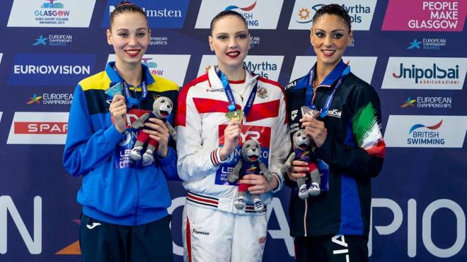 Уроженка Гатчины взяла второе золото на ЧЕ по летним видам спорта