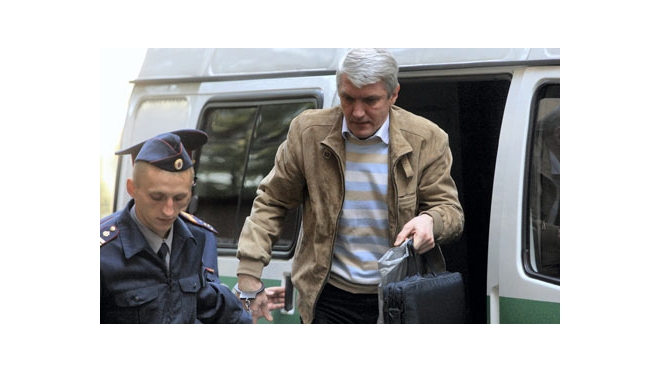 Вельский районный суд рассматривает просьбу об УДО Лебедева