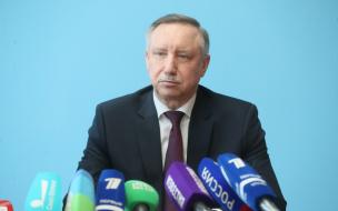 Беглов призвал жителей Петербурга соблюдать режим самоизоляции