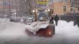 В Петербурге с начала зимы растопили миллион кубометров ...