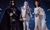 """Новые куклы Барби появятся в образах персонажей """"Звездных войн"""""""