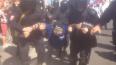 В Петербурге на первомайской демонстрации задержали ...
