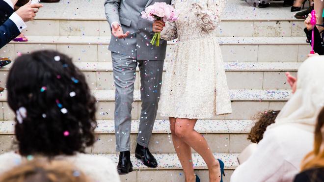 Иностранцы выбирают Петербург в качестве свадебного города