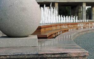 Масштабную реконструкцию двух фонтанов в Петербурге провели за 2 месяца