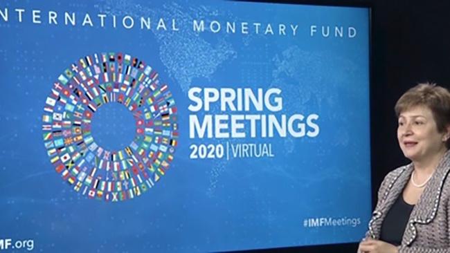 МВФ считает реальной опасность новой Великой депрессии