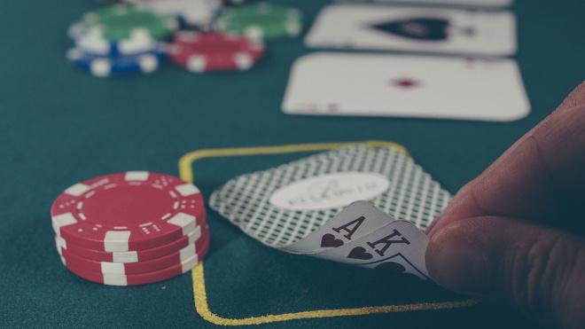 Житель Пушкина проводил в квартире азартные игры