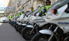 В Санкт-Петербурге прошел смотр мотоциклистов в погонах