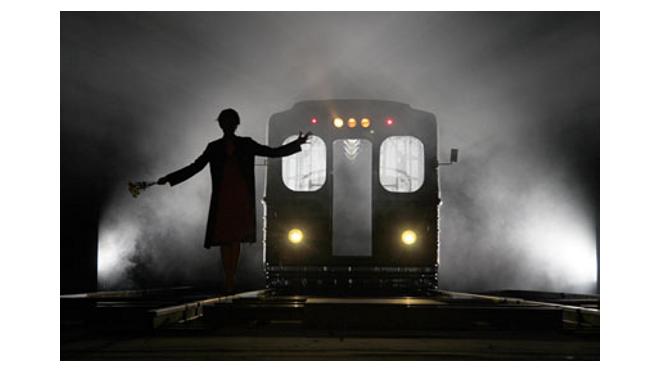 МХТ в Петербурге: о том, как Мастер предал Маргариту в метро