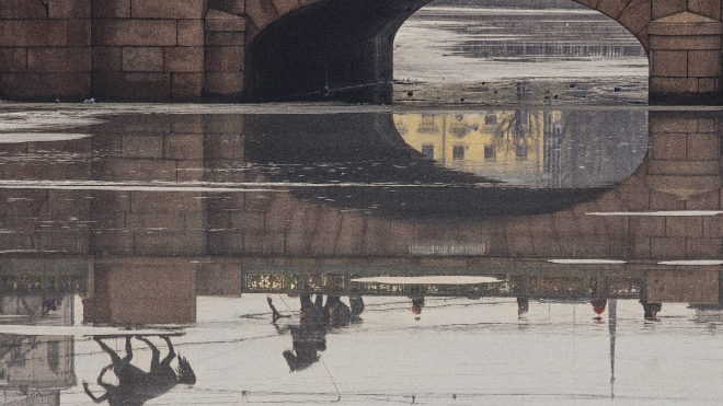 Выставка «Жизнь под мостами»